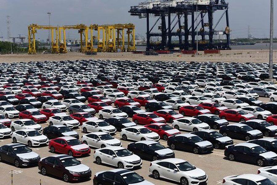 Việt Nam đang trở thành thị trường nhập khẩu ô tô lớn từ Thái Lan
