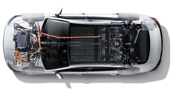 Hộp số chuyển số chủ động ASCT xe hybrid hyundai