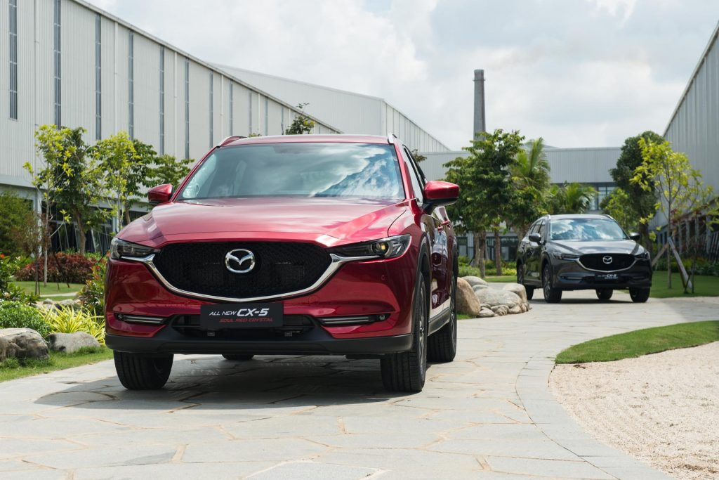 Mazda bị triệu hồi tại Việt Nam vì lỗi bơm nhiên liệu