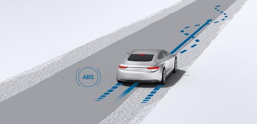 Hệ thống phanh ABS