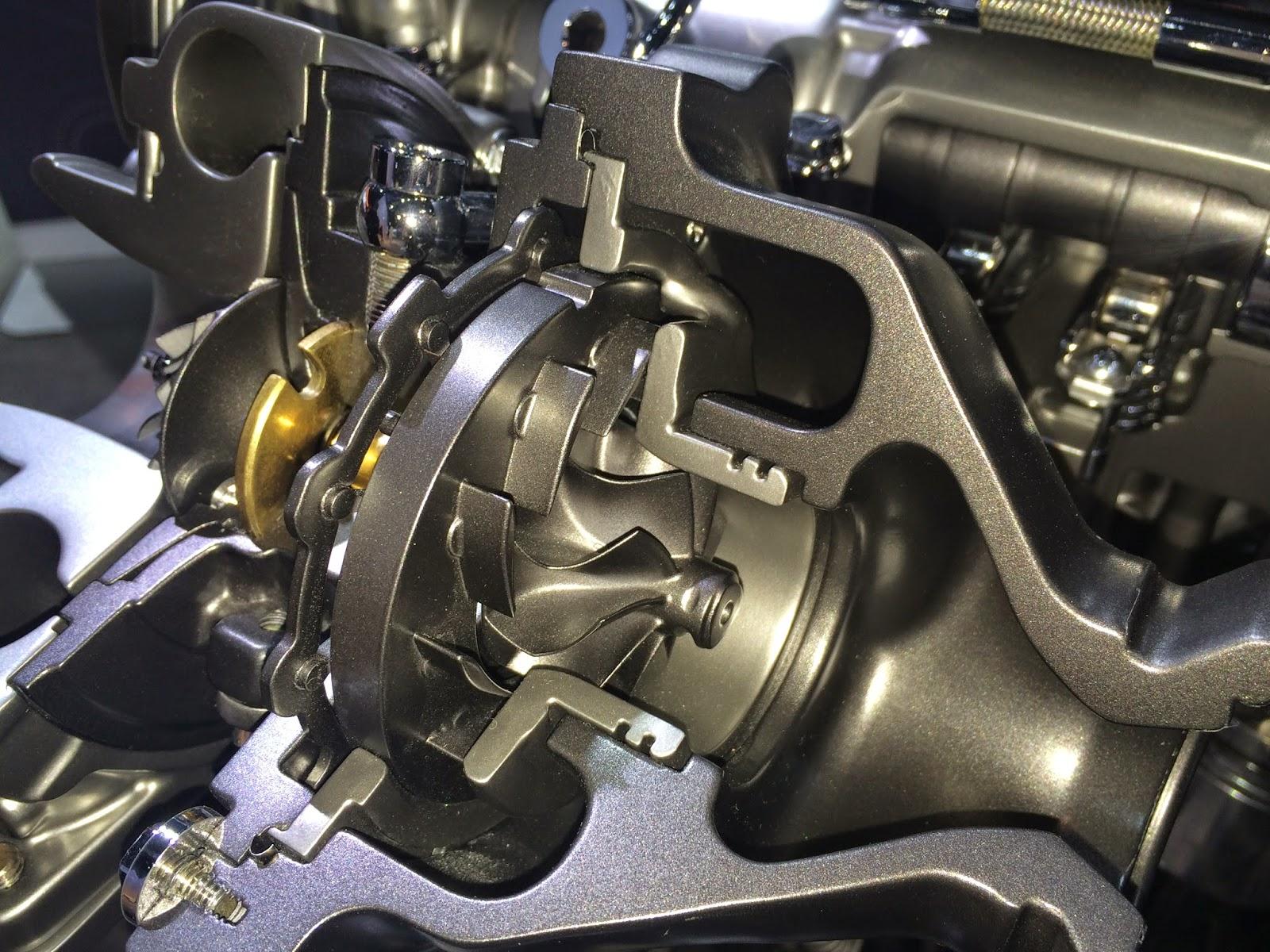 Bộ tăng áp VGT (Variable Geometry Turbo)