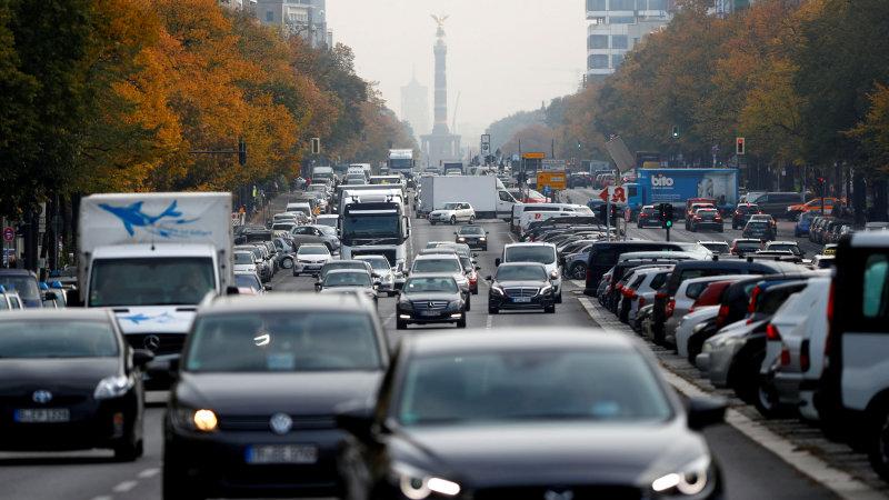 Ngành công nghiệp ô tô Đức đang đối mặt với nhiều thách thức