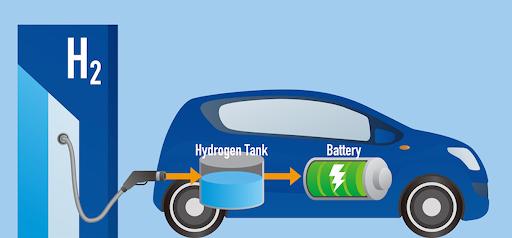 Tìm hiểu về xe pin nhiên liệu hydro