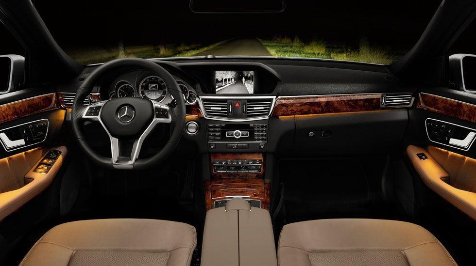 Hệ thống hỗ trợ tầm nhìn vào ban đêm (Night View Assist Plus) trên những dòng xe của Mercedes