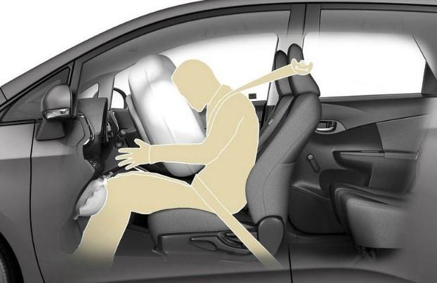 Lực nổ từ túi khí ô tô có thể gây chết người?