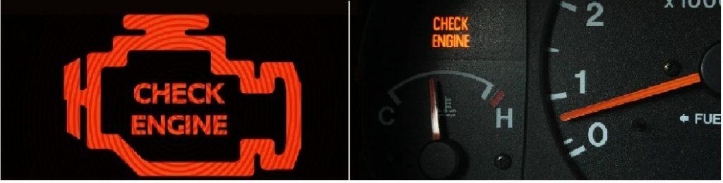 Đèn Check Engine bật sáng, cần phải làm gì?