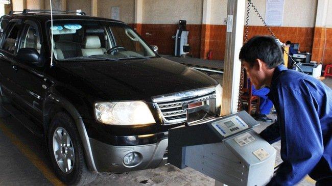 Đăng kiểm xe ô tô là gì