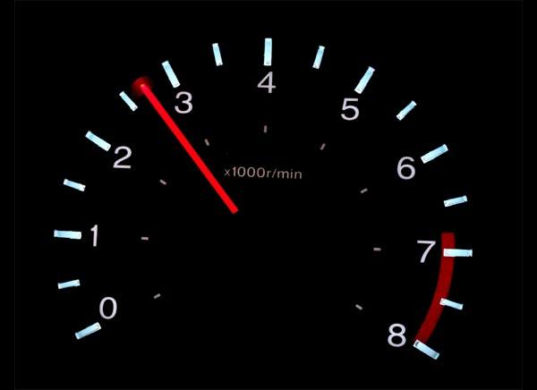 Đồng hồ vòng tua RPM - Những điều cần biết