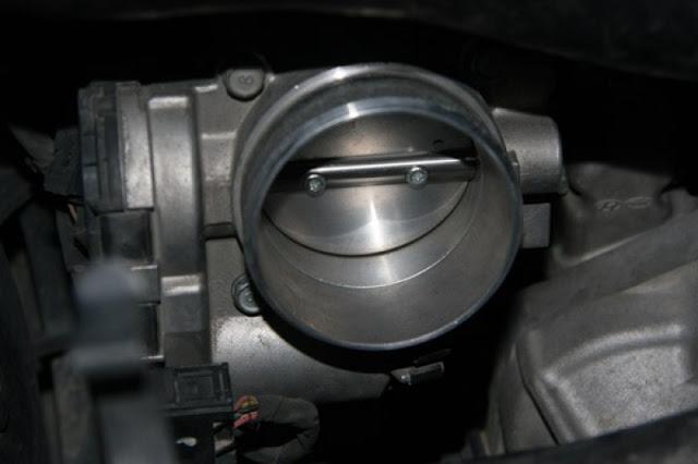 Sự khác nhau giữa bướm ga trên động cơ xăng và diesel
