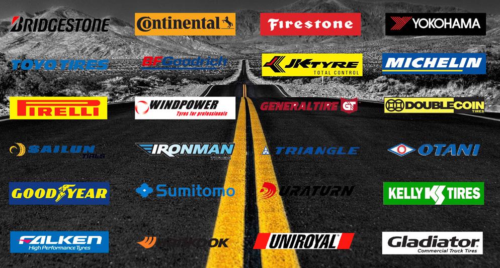 Top 10 công ty sản xuất lốp xe uy tín và nổi tiếng nhất thế giới 2020