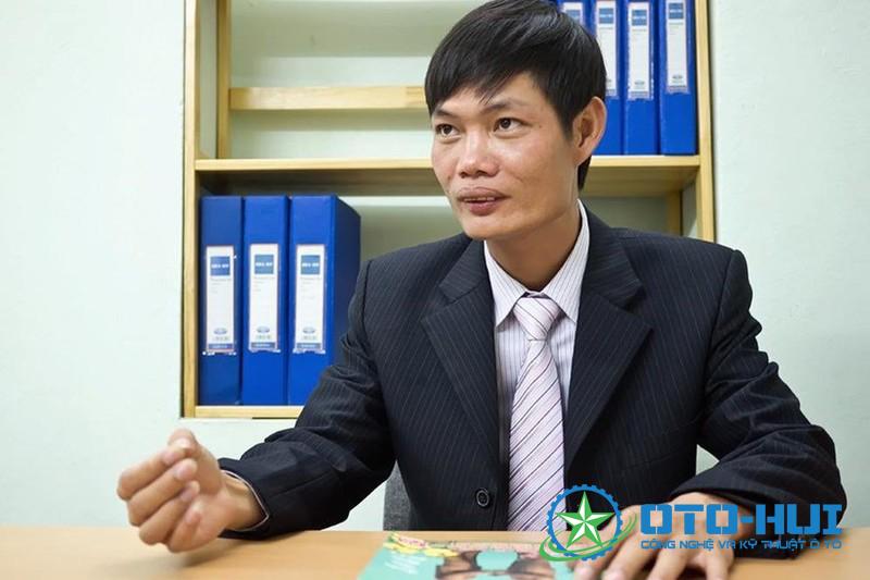 Kỹ sư Lê Văn Trạch từng 7 năm đấu tranh với Toyota vì quyền lợi của khách hàng.
