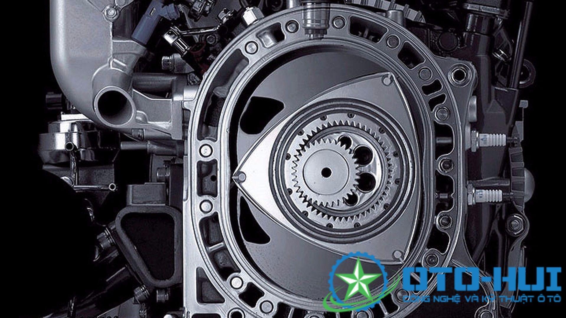 Mazda sắp hồi sinh động cơ xoay - Rotary