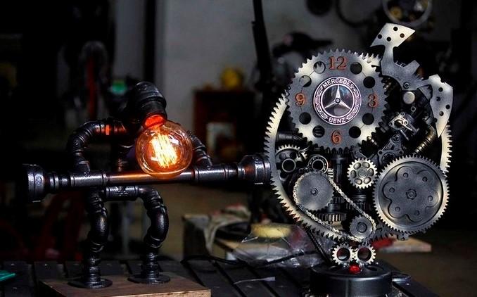Chàng trai 8x Đà Lạt từ bỏ học Đại học IT đến với việc trang trí, thổi hồn linh kiện ô tô, xe máy - H7