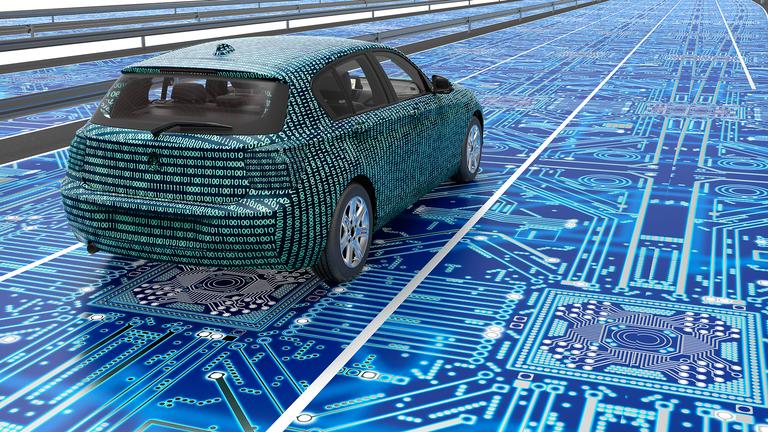 Hệ thống điện tử - Linh hồn của ô tô, chiếm gần một nửa giá trị chiếc xe