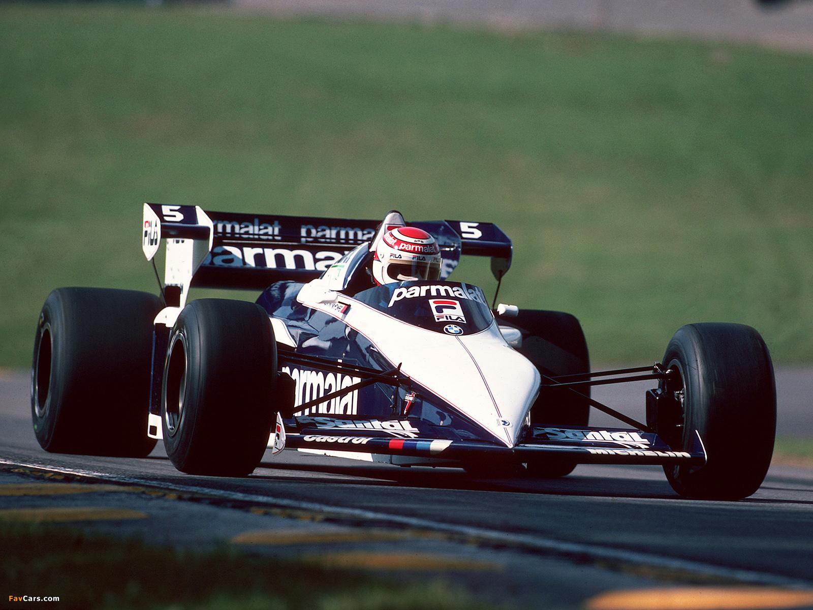 Nelson Piquet, Huyền thoại lái BT52 vô địch giải đua Công thức F1 thế giới năm 1983