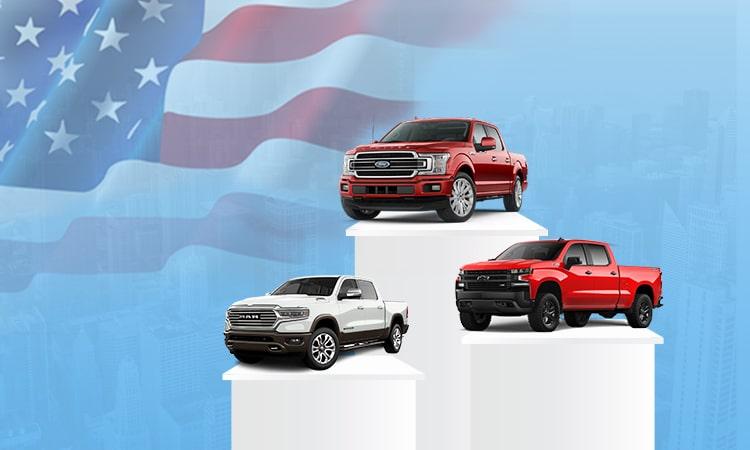 Top 10 xe bán chạy nhất tại Mỹ nửa đầu năm 2020