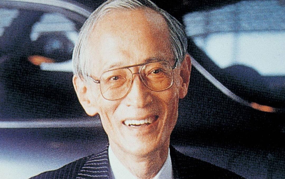 Kenichi Yamamoto (1922 - 2017)