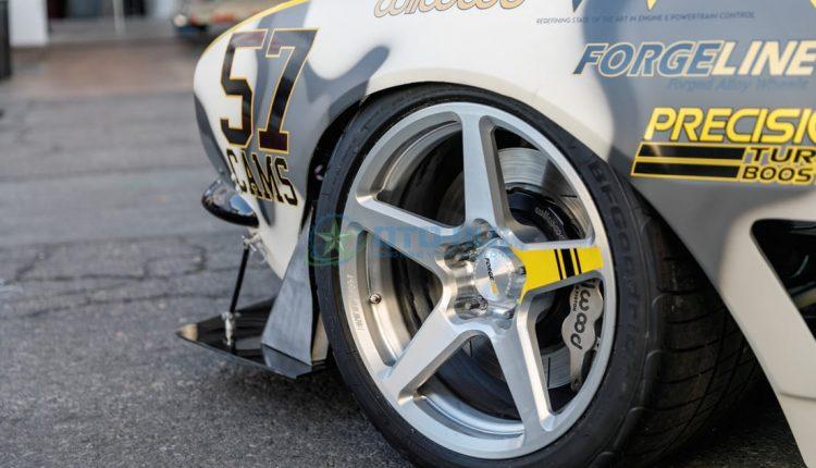 Bánh độ Fully-forged Wheels trên chiếc Camaro 1967 đạt giải Optima Search For The Ultimate Street Car 2019 tại Las Vegas.