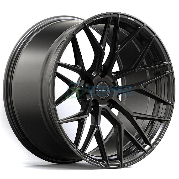 Rotary-forged Wheels.