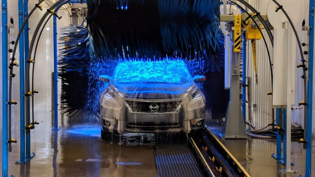 Mr. Wash là trạm dịch vụ rửa xe lớn nhất thế giới