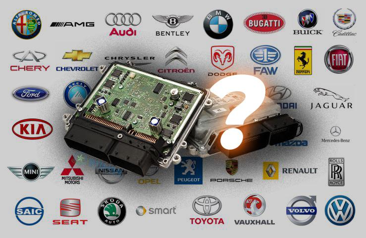 Những công ty nổi tiếng nào chuyên cung cấp/sản xuất ECU cho các hãng xe ô tô?