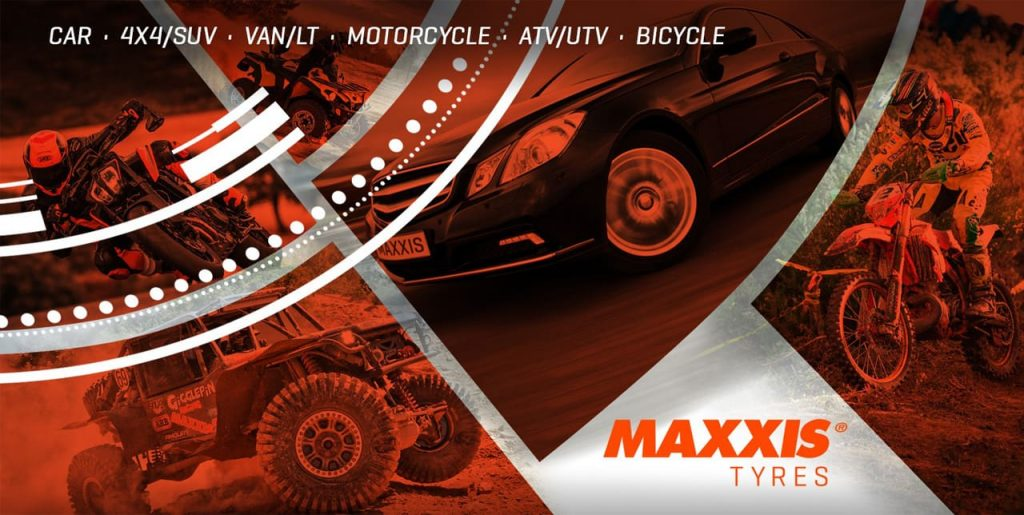 Thương hiệu lốp ô tô Maxxis