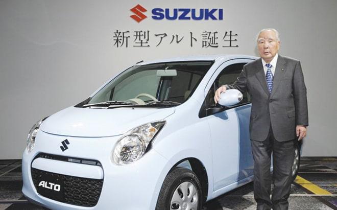 Con trai ông Osamu Suzuki, Toshihiro Suzuki sẽ là người nắm giữ vị trí chủ tịch kế tiếp