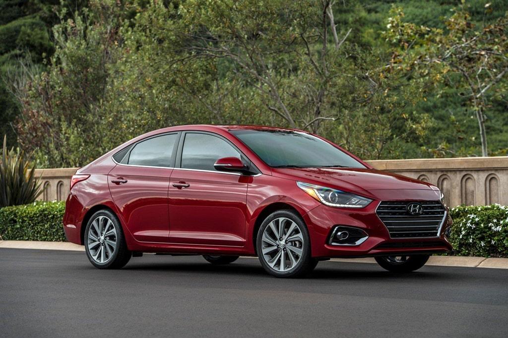 Hyundai Accent vẫn nắm giữ top đầu phân khúc xe Hạng B