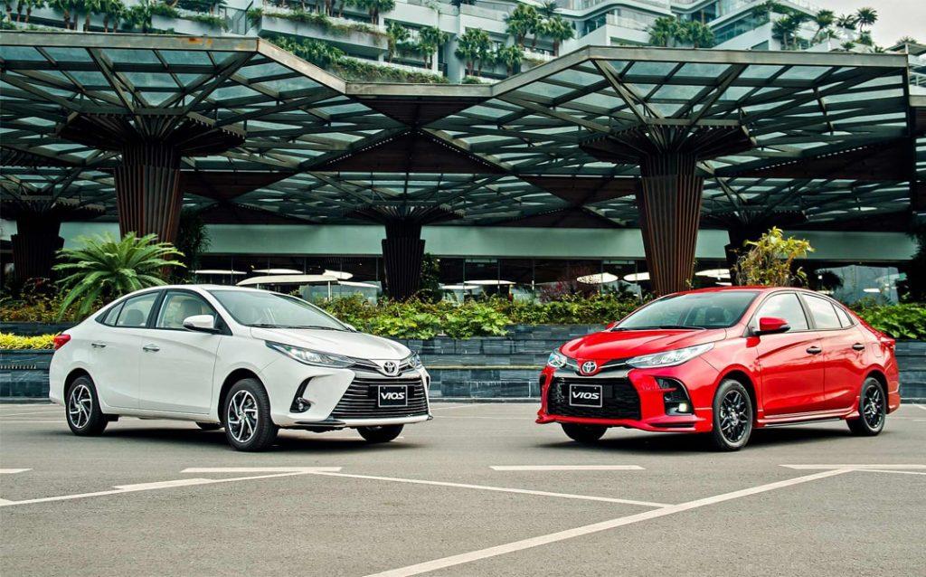 Toyota Vios 2021 ra mắt phiên bản mới, thêm bản thể thao GR-S, giá từ 478 triệu