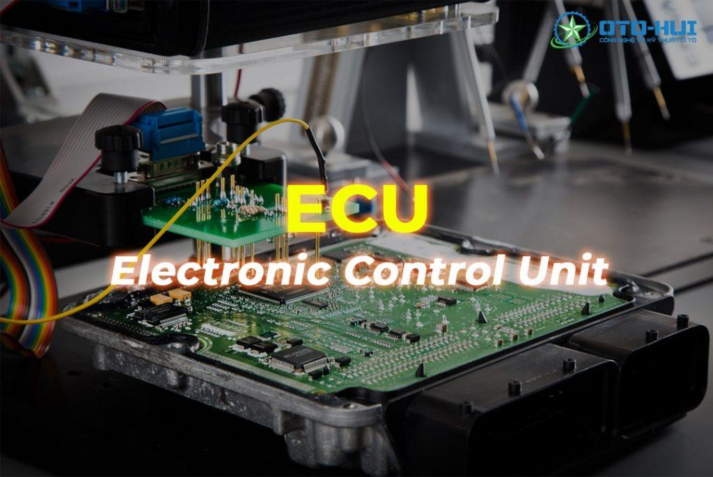Lịch sử phát triển hệ thống điều khiển điện tử ECU trên ô tô