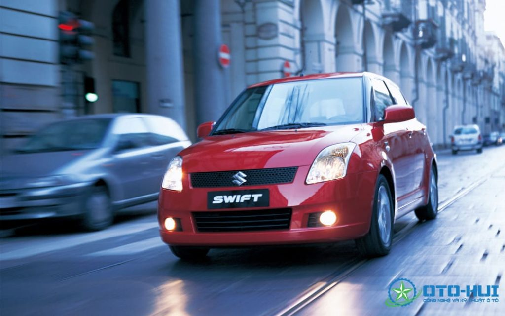 Suzuki Swift (2004)