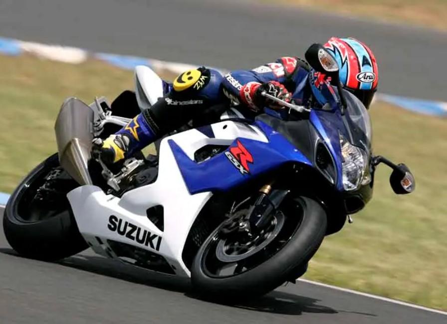 GSX-R1000 - Vô địch SuperBike năm 2005