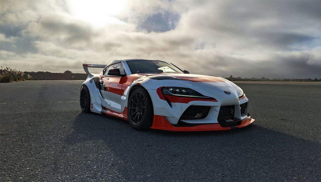 Toyota sử dụng công nghệ AI tự Drift xe như tay đua chuyên nghiệp