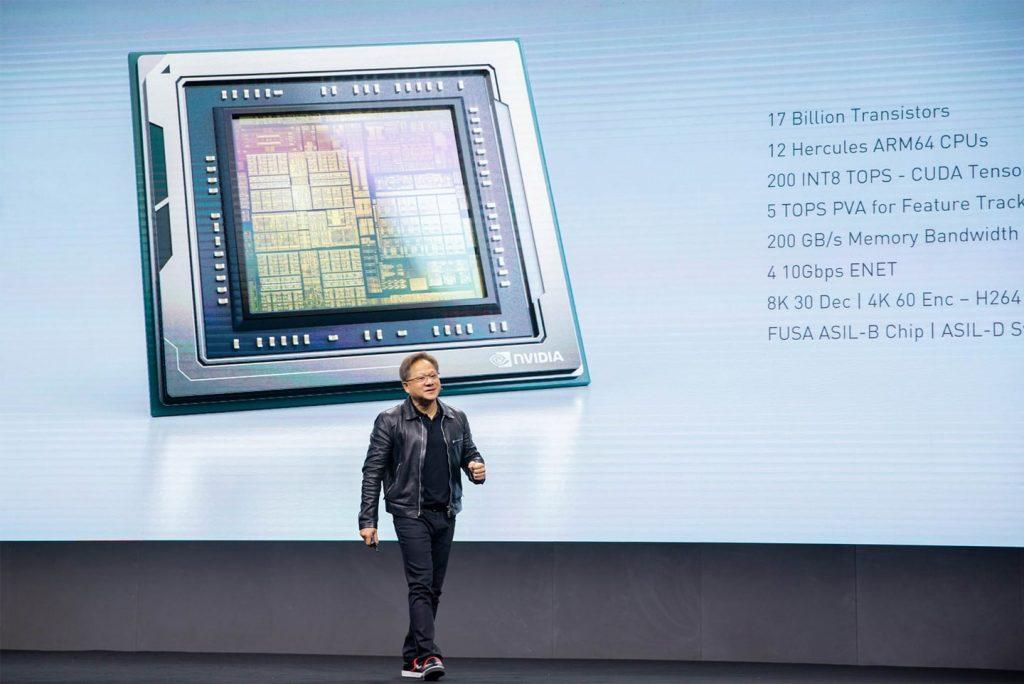 Siêu chip ORIN trên ô tô điện VinFast có thể xử lý 254.000 tỷ phép tính mỗi giây