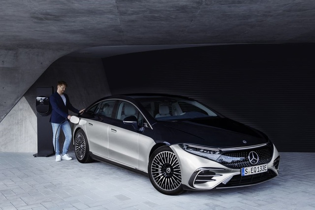 Xe Điện Mercedes-Benz EQS