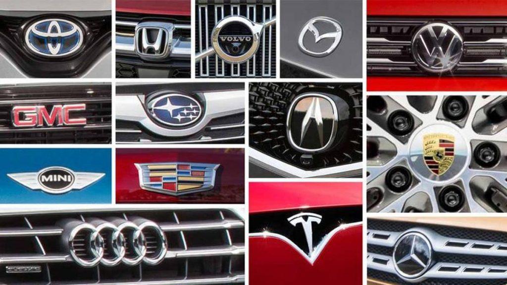 Phả hệ các hãng xe ô tô trên thế giới