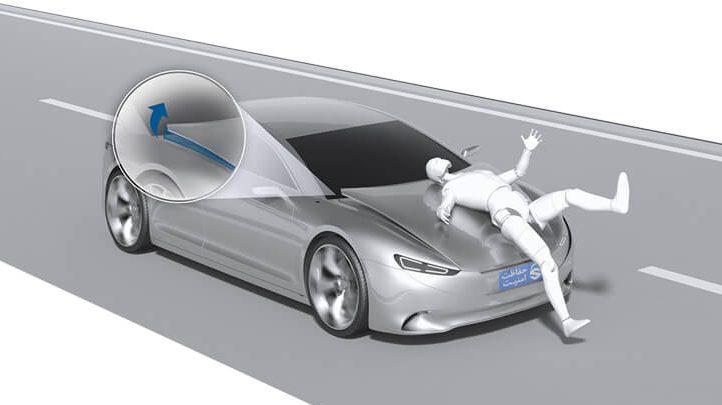 Hệ thống nâng mui chủ động - Tính năng an toàn có thể bạn chưa biết