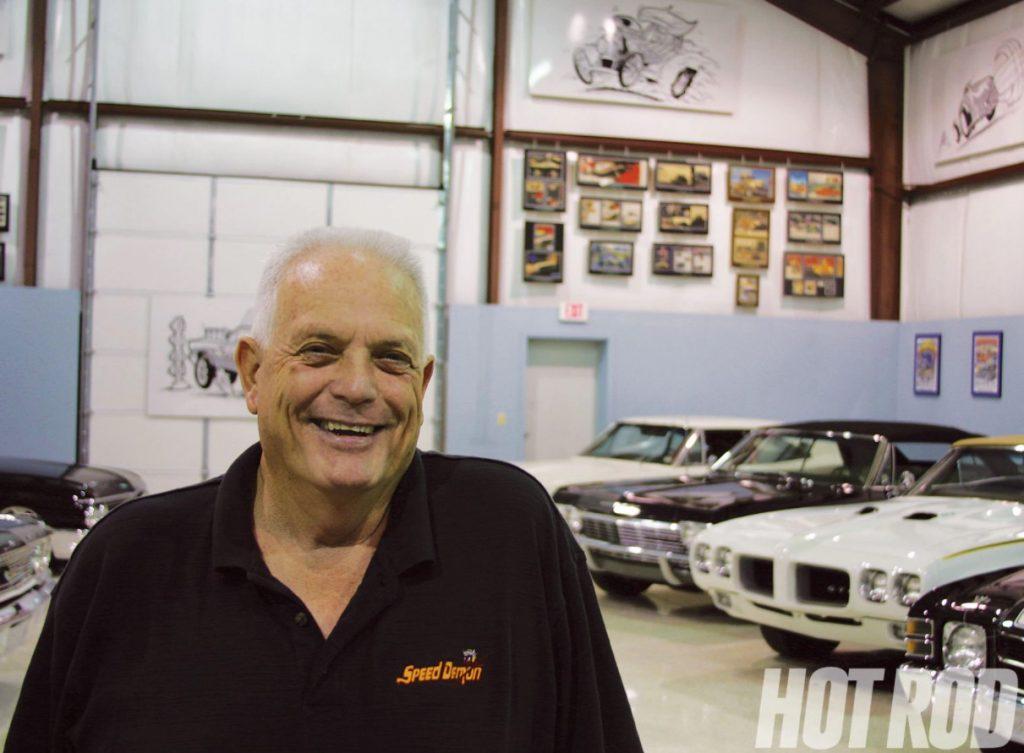 George Poteet - Người điều khiển Speed Demon