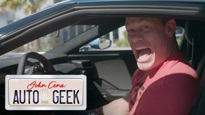 John Cena - Ngôi sao đô vật Mỹ nổi tiếng