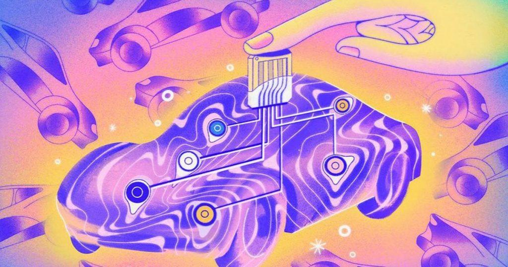 """""""Trò chơi trốn tìm"""" giữa nhà cung ứng và hãng ô tô: Cung cầu chip bán dẫn"""