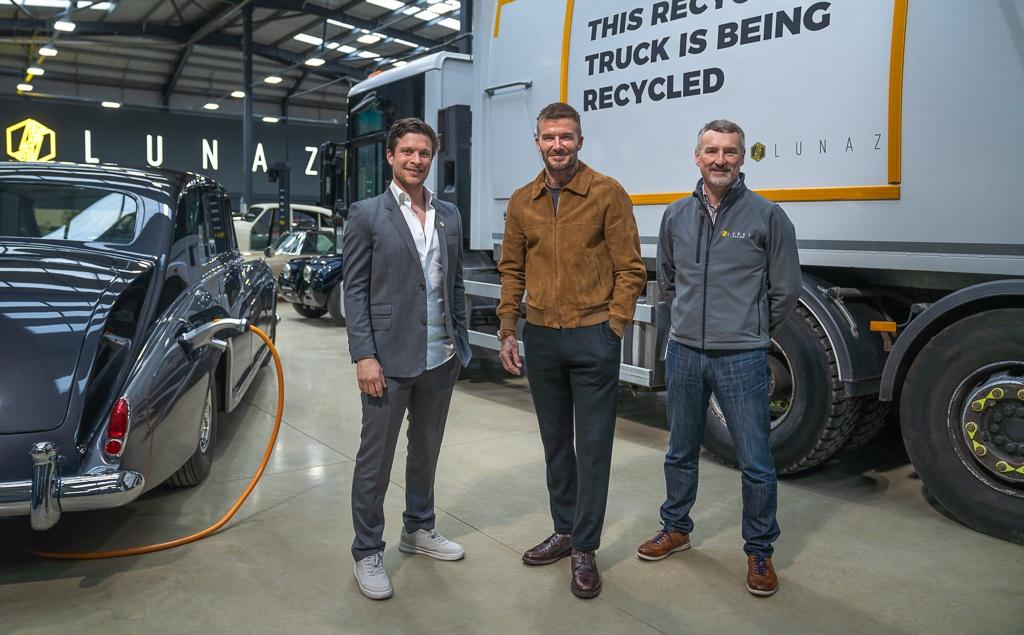 David Beckham đầu tư vào lĩnh vực ô tô điện