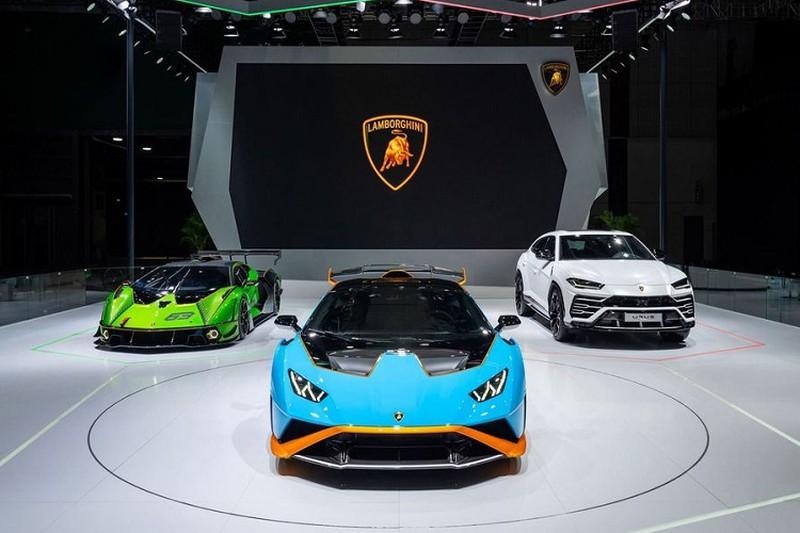 """Quantum Group đã nâng giá lên 11,6 tỷ Euro """"gạ"""" Volkswagen bán hãng xe Lamborghini"""