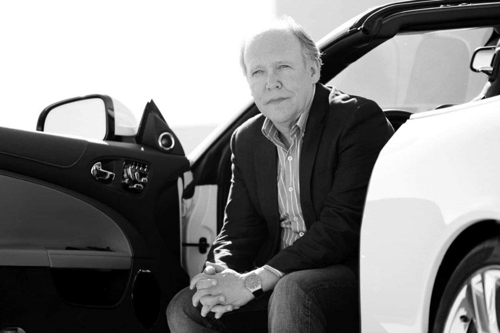 Ian Callum (1954) - Trở thành Giám đốc thiết kế của Jaguar năm 1999.