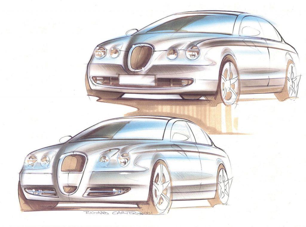 Năm 2008, kết thúc hành trình của Jaguar S-Type.
