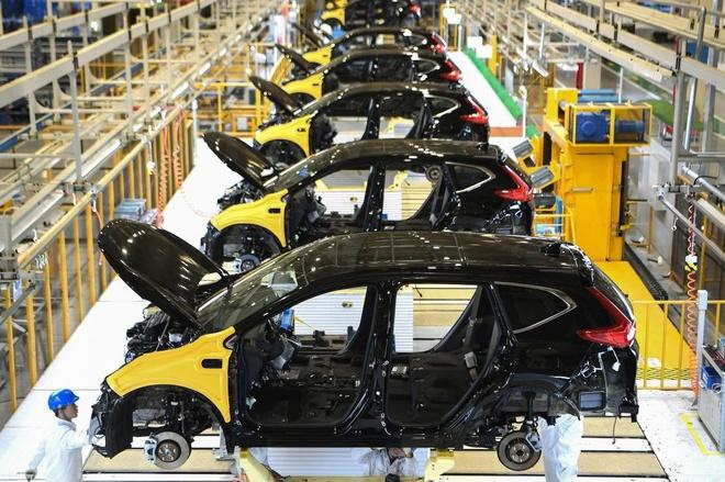 Phát triển công nghiệp ô tô điện tại Việt Nam nên hướng tới thị trường xuất khẩu.