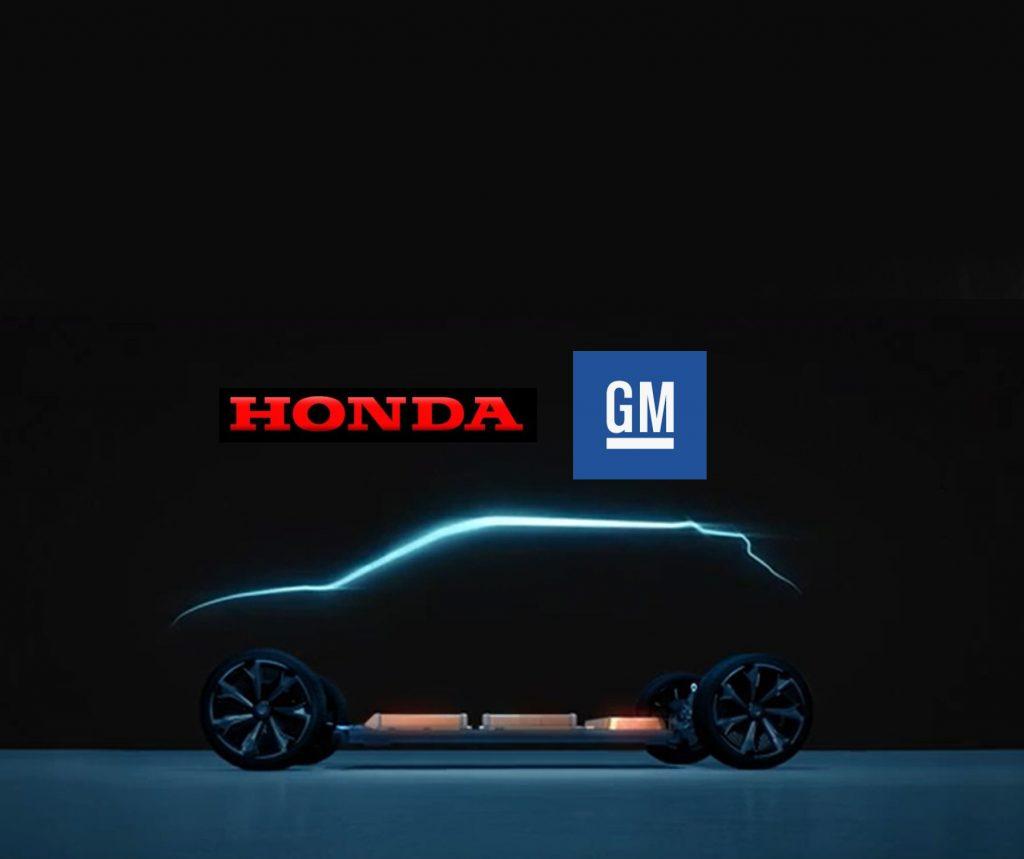 Honda và GM chia sẻ nền tảng xe điện EV