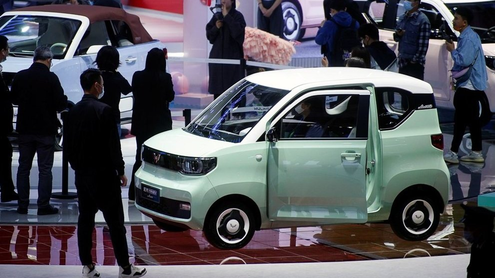 Trung Quốc tái cơ cấu ngành công nghiệp xe điện