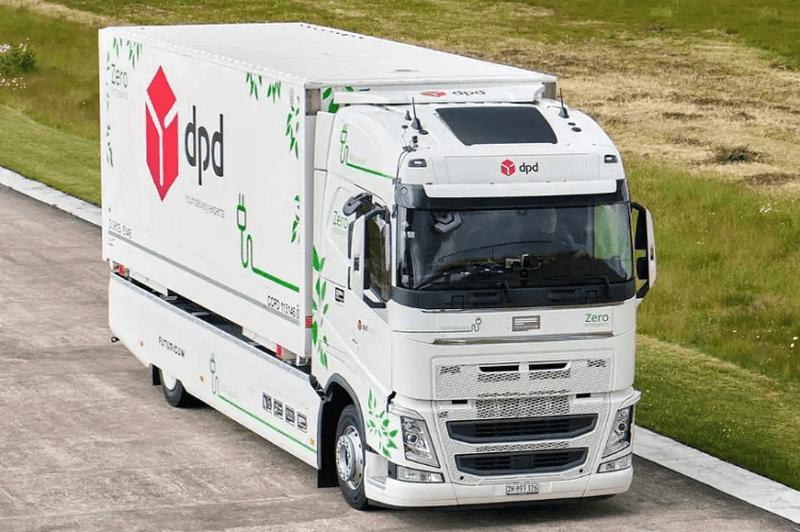 Xe tải điện lập kỷ lục Guinness với quảng đường 1.099 km chỉ trong 1 lần sạc